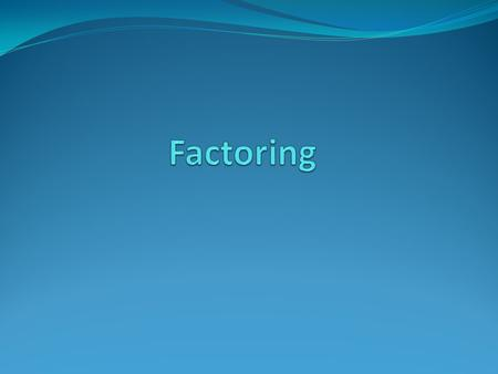 Factoring agreement is the agreement which includes any or all of the following functions: The collection, the keeping of the borrower and customer records.