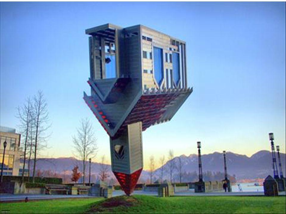 29.05.2016BÜLENT FATİN ÖZMEN 23 04 2009 3)Müzik Deneyimi (Seattle, Amerika) Frank Gehry tarafından yapılmış bu eser, bir müzük tarihi müzesi.