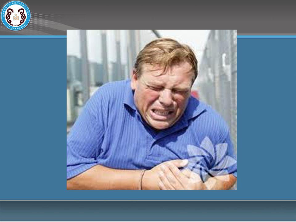 Angina pektoris, miyokard iskemisinin temel semptomu olarak kabul edilir.