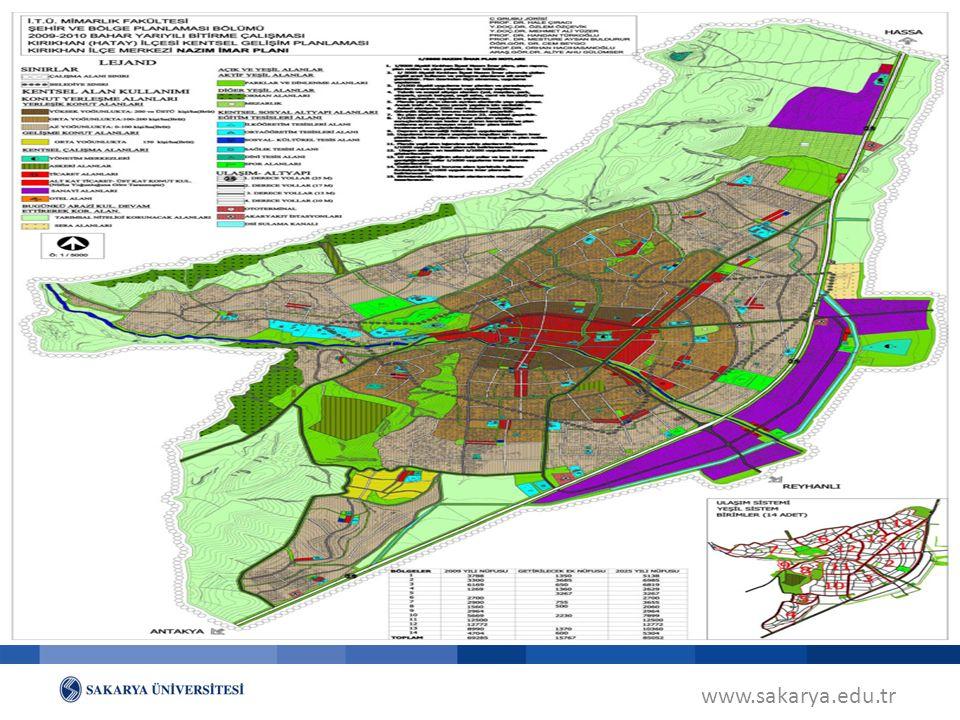 Nazım İmar Planı Aşamaları – İlgili Kurum ve Kuruluşlardan Verilerin Elde Edilmesi – Analiz, Etüt ve Araştırmalar – Gerekli izinlerin Alınması Tarım Arazileri – Tarım arazileri, Toprak Koruma ve Arazi Kullanımı Kanununda belirtilen izinler alınmadan tarımsal amaç dışında kullanılmak üzere plânlanamaz – Mutlak tarım arazileri, özel ürün arazileri, dikili tarım arazileri ile sulu tarım arazilerinin tarımsal üretim amacı dışında kullanılamaz (5403, m.
