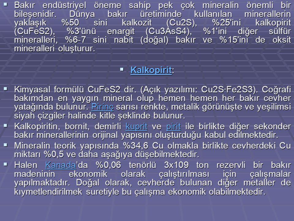  Malahit: Malahit  Kimyasal formülü CuCO3·Cu(OH)2.