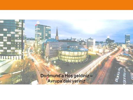 Ruhr Metropol Duisburg Bat Avrupa Ya A Lan Kap
