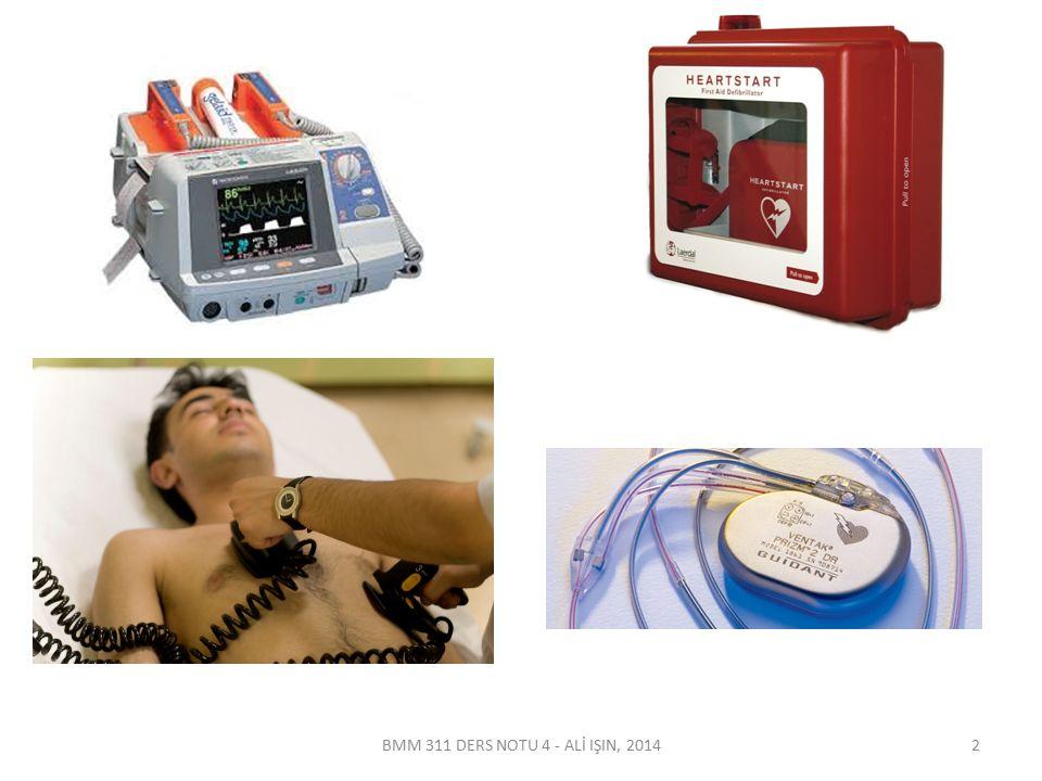 Defibrilasyon Kalbin kas dokusu eş zamanlı bir şekilde kasıldığı müddetçe kalp etkili bir kan pompası olarak çalışmaya devam eder.