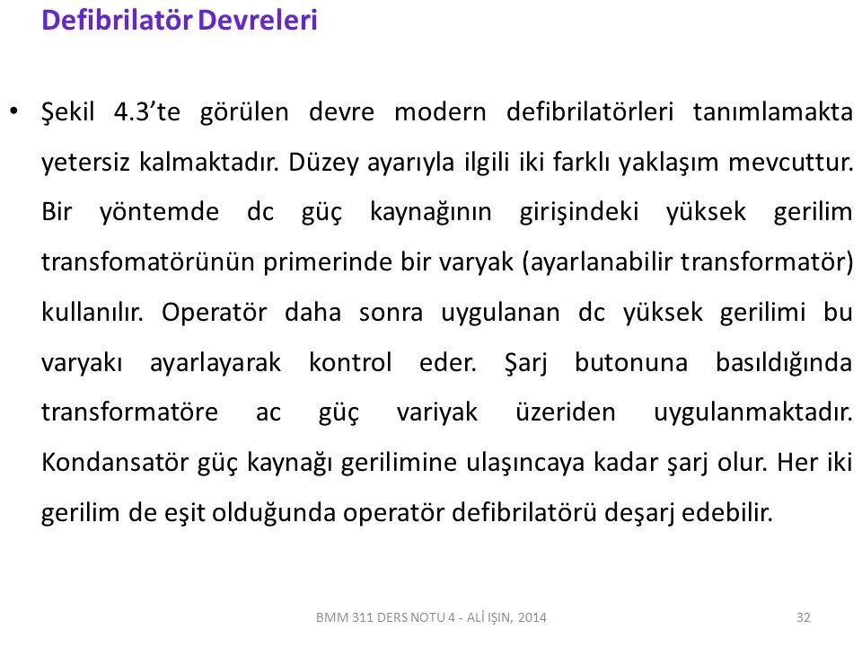 BMM 311 DERS NOTU 4 - ALİ IŞIN, 2014 Kontrol devresi tasarımındaki diğer yaklaşım Şekil 4.8'de görülmektedir.