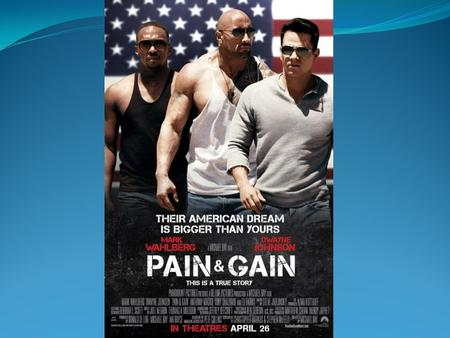 Action Crime Comedy First this is a true story. A trio of bodybuilders in Florida get caught up in an extortion ring and a kidnapping scheme that goes.