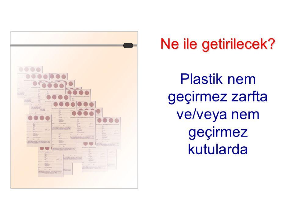 NEREYE ELDEN TESLİM EDİLECEK.