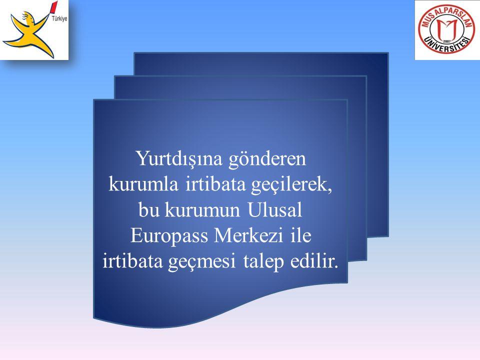  UNESCO ve Avrupa Komisyonu ile birlikte Bologna sürecinin bir parçası olarak geliştirilmiştir.