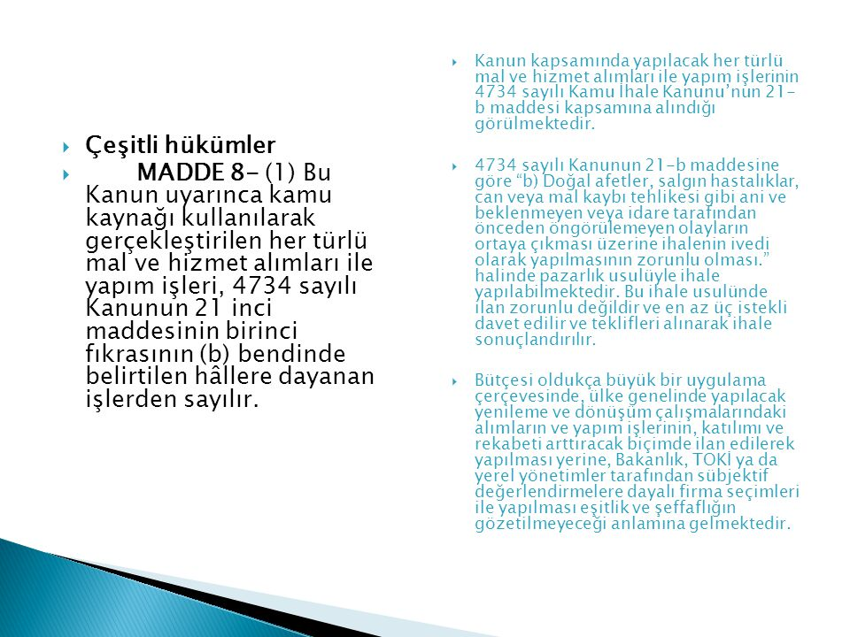  (3) Riskli yapıların tespiti, tahliyesi ve yıktırma iş ve işlemleri ile değerleme işlemlerini engelleyenler hakkında, işlenen fiil ve hâlin durumuna göre 26/9/2004 tarihli ve 5237 sayılı Türk Ceza Kanununun ilgili hükümleri uyarınca Cumhuriyet başsavcılığına suç duyurusunda bulunulur.