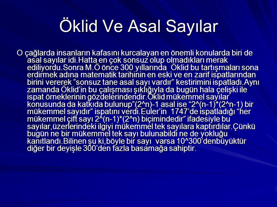 Ders:Matematik Tarihi Konu:Öklid Hazırlayan:Yusuf Güler Hazırlayan:Yusuf Güler 020101001 9 020101001 9