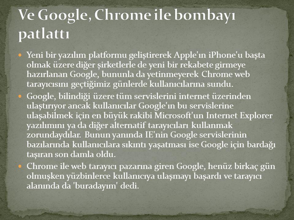  10 yıllık macerasında birçok başarı gösteren Google, yeri geldiğinde başarısızlığını da kabul etmekten çekinmedi.