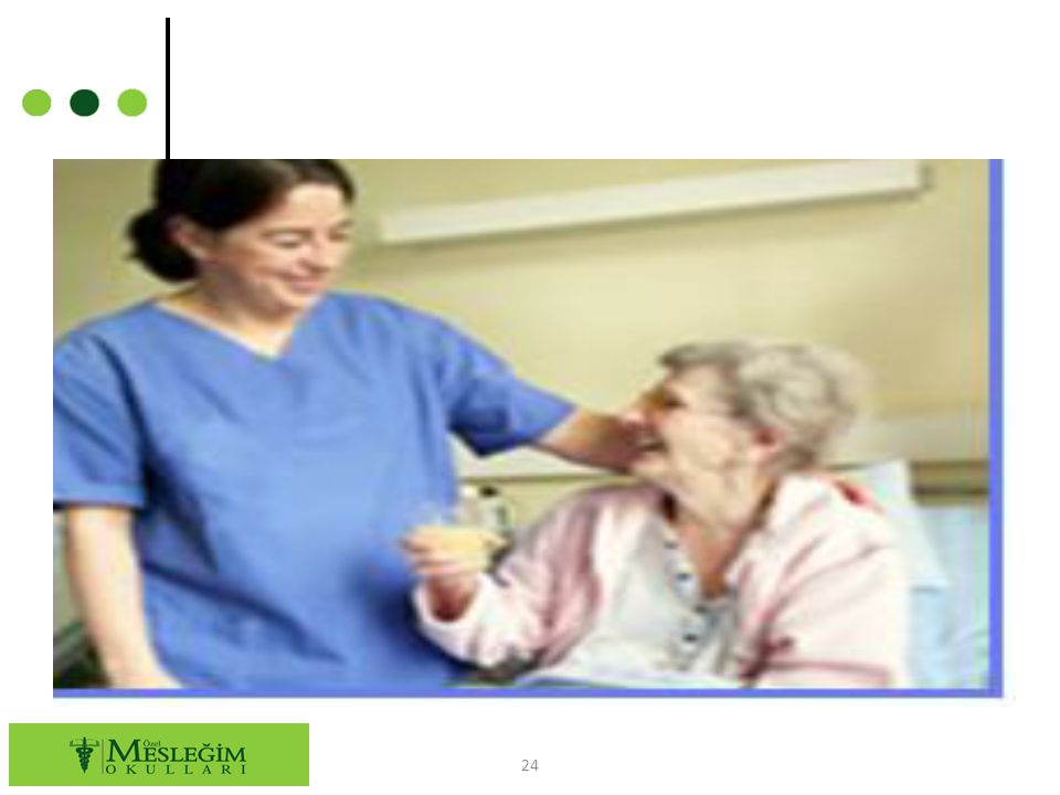 Hastanın tedaviye katılımını sağlamak için iletişim gereklidir.