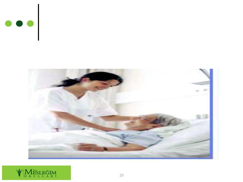 Sağlıklı ve iyi kurulmuş bir iletişim, ameliyat öncesi (pre-operatif) dönemde hastanın ameliyata hazırlanmasında ve ameliyat sonrası (post – operatif) dönem bakım ve izleminde, hasta ve sağlık ekibi üyelerine yarar sağlar.
