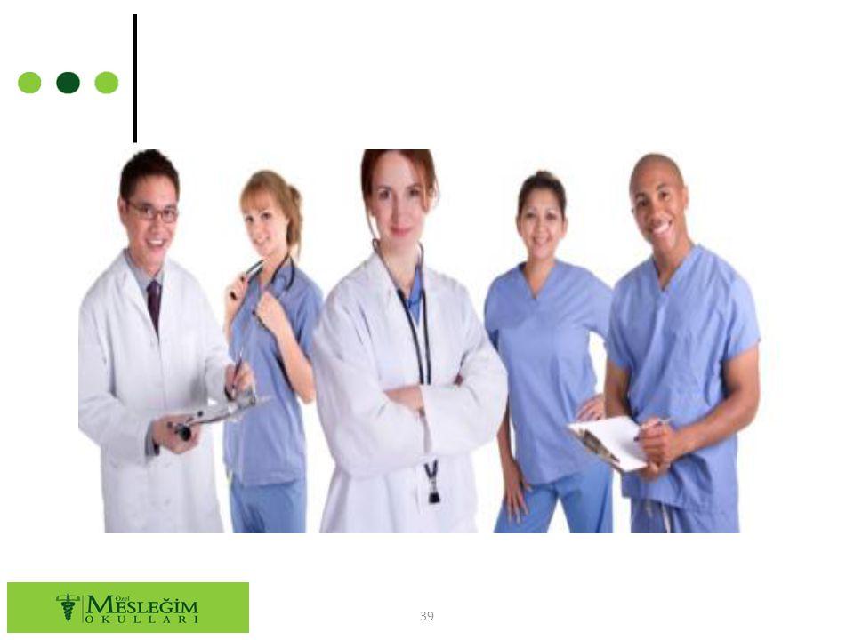 Ekibin hastaya yapılan işlemlerdeki başarısı, ekip liderinin yönetim, koordinasyon ve iş birliği kurma yeteneği ile doğru orantılıdır.