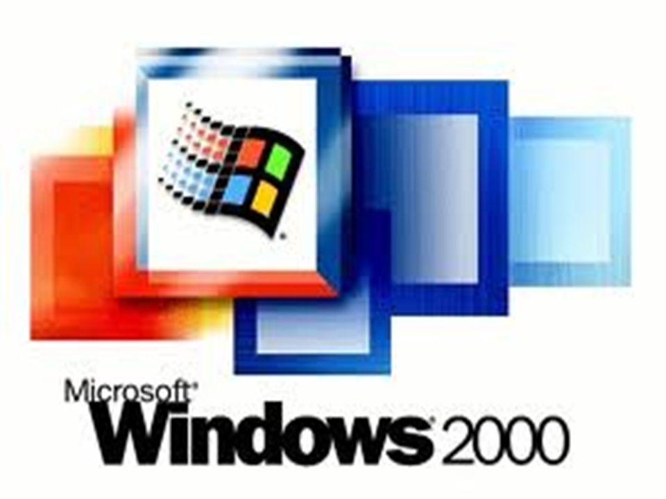 MS WİNDOWS 2000 (NT 5.0) Giriş (MS WİNDOWS 2000'i TANİMA)