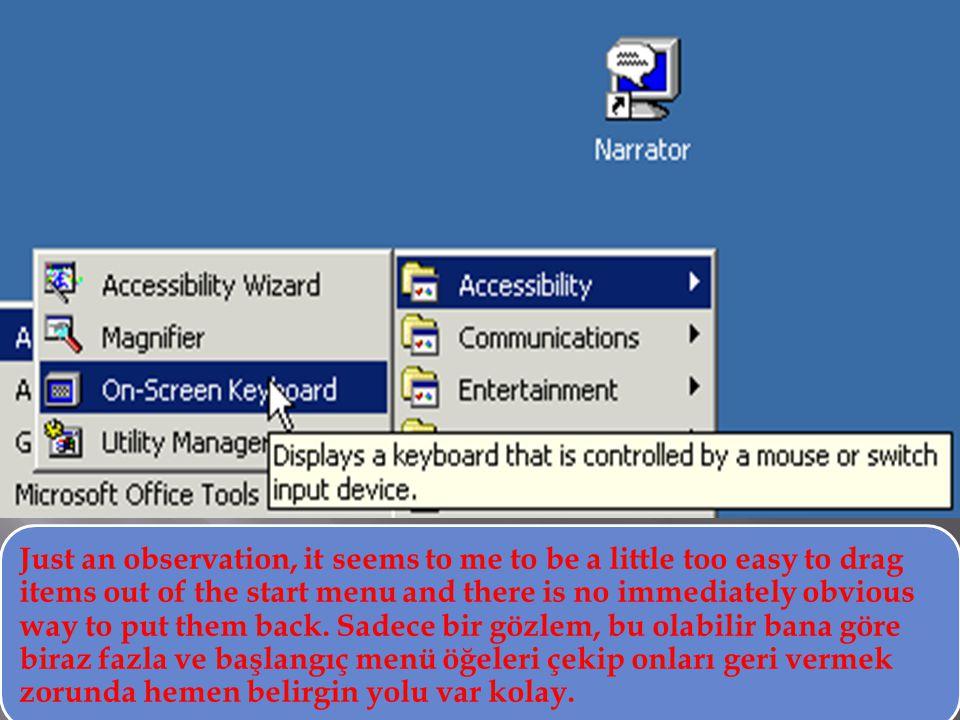 MS-Office XP Küçük bir bonus Resim W2K çalışıyor.