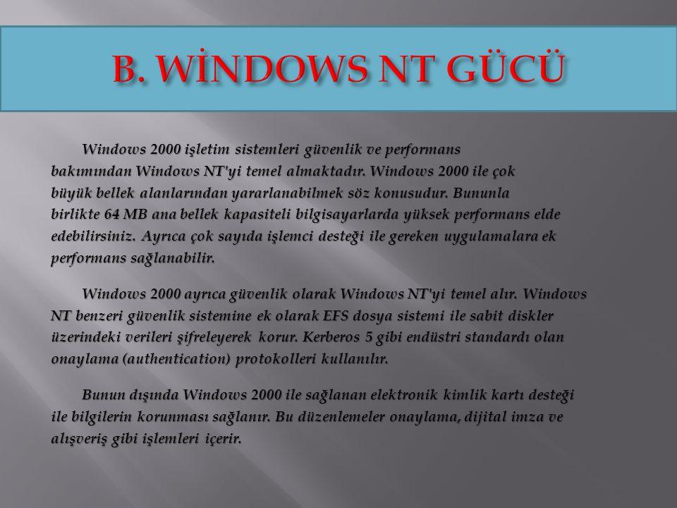 -Eskiden beri daha iyi Windows sözcükleriyle Windows ortamını -Eskiden beri daha iyi Windows sözcükleriyle Windows ortamını en iyi temsil etme ifadeleri kullanılmaktadır.