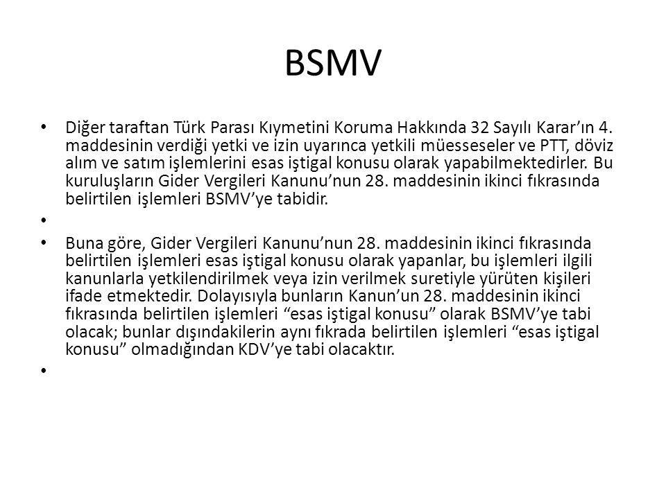 ÖRNEKLER • Örnek 1: • Türk Ticaret Kanunu'na göre kurulan ve gayesi esas itibarıyla başka işletmelere iştirakten ibaret olan holding şirketlerince yapılan Gider Vergileri Kanunu'nun 28.