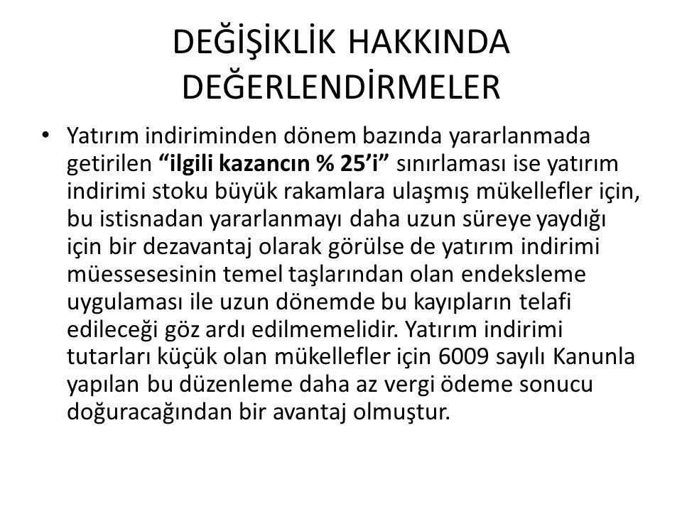 YANILMA HALLERİNDE CEZA YOK.