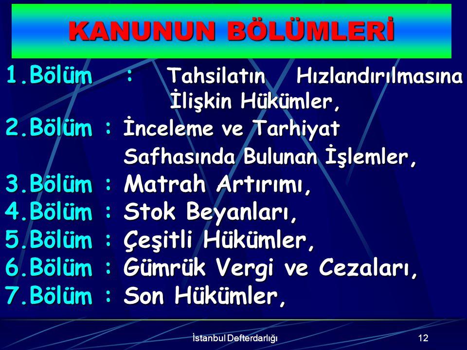 İstanbul Defterdarlığı13 Kesinleşmiş kamu alacakları durumlarına göre belli şartların yerine getirilmesi şartıyla kesinleşmiş kamu alacaklarına ilişkin gecikme zammı, gecikme faizi ve vergi cezaları ile vergi cezaları uygulanan gecikme zamlarının tamamının tahsilinden vazgeçilmektedir.