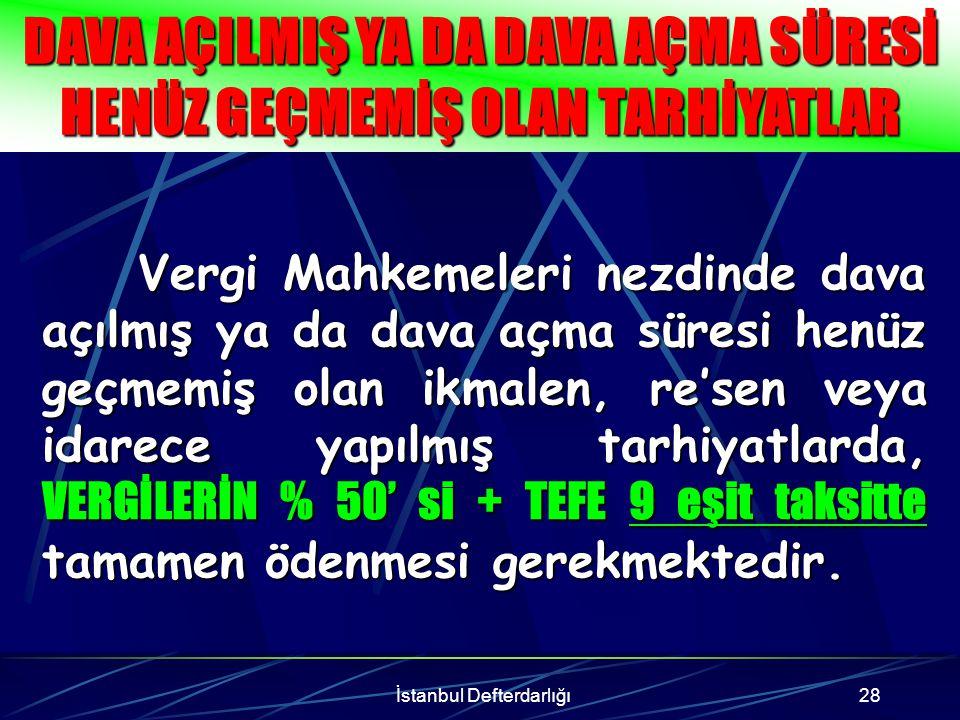 İstanbul Defterdarlığı29 Örnek K AŞ Ocak 2000 döneminde KDV açısından incelenmiş ve matrah farkından dolayı 6.000.000.000 TL vergisi borcu bulunduğu rapor edilmiştir.