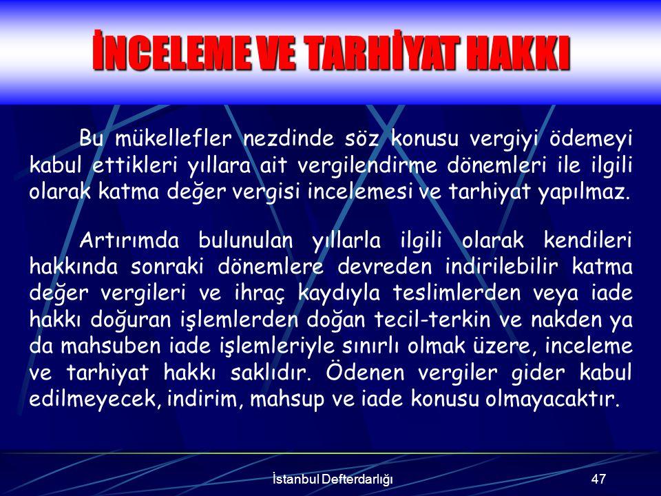 İstanbul Defterdarlığı48 Hizmet erbabına ödenen ücretlerden vergi tevkifatı yapmaya mecbur olanların; her bir vergilendirme dönemdeki ücret ödemelerine ilişkin gayrisafi tutarların yıllık toplamını 1998 için% 5 1999 için% 4 2000 için% 3 2001 için% 2 nispetinde artırılması şarttır.