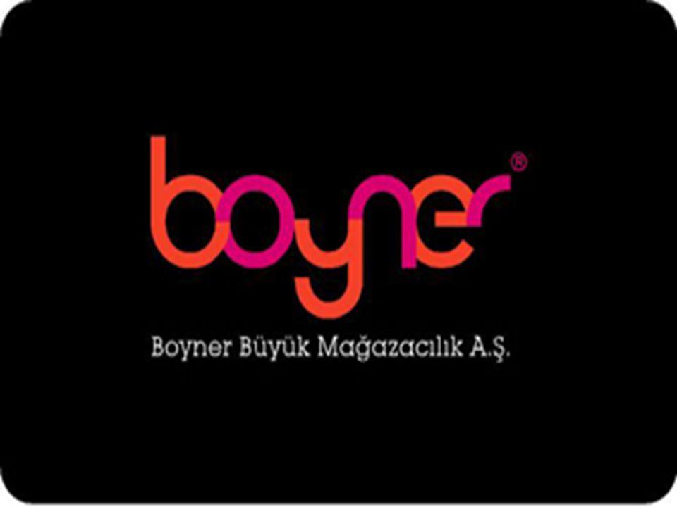 TARİHÇE Boyner Büyük Mağazacılık A.Ş., ülkemizde tekstil, konfeksiyon ve gıda dışı perakende sektörünün en önde gelen gruplarından Boyner Holding in bir üyesidir.