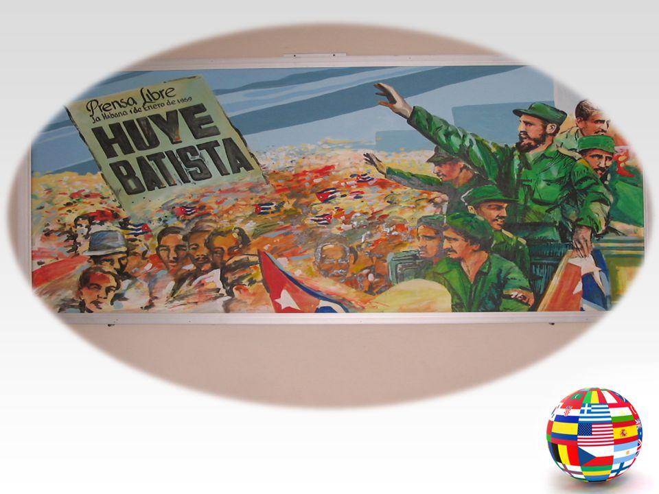 1958'de kazanılan zaferden sonra 1959'da ilk devrim yasaları ilân edildi.
