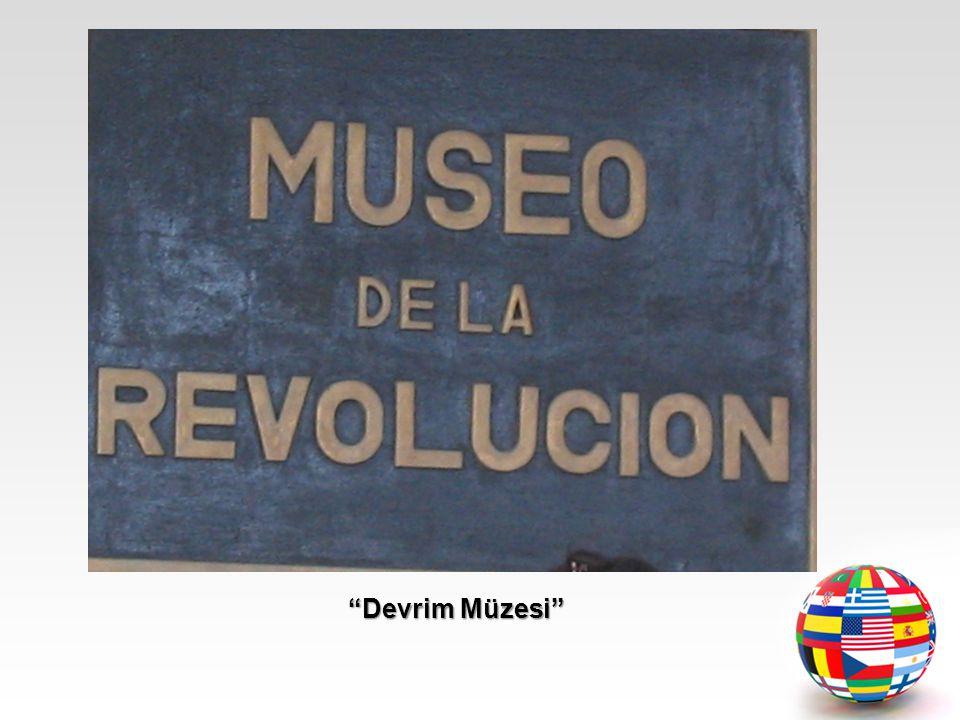 Müzenin Dış Görünümü