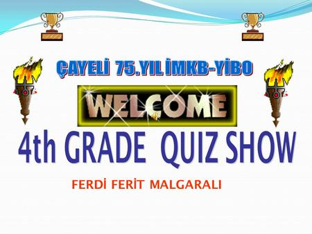 FERD İ FER İ T MALGARALI 1 2 43 PARTS TRUE-FALSEQUESTIONS.