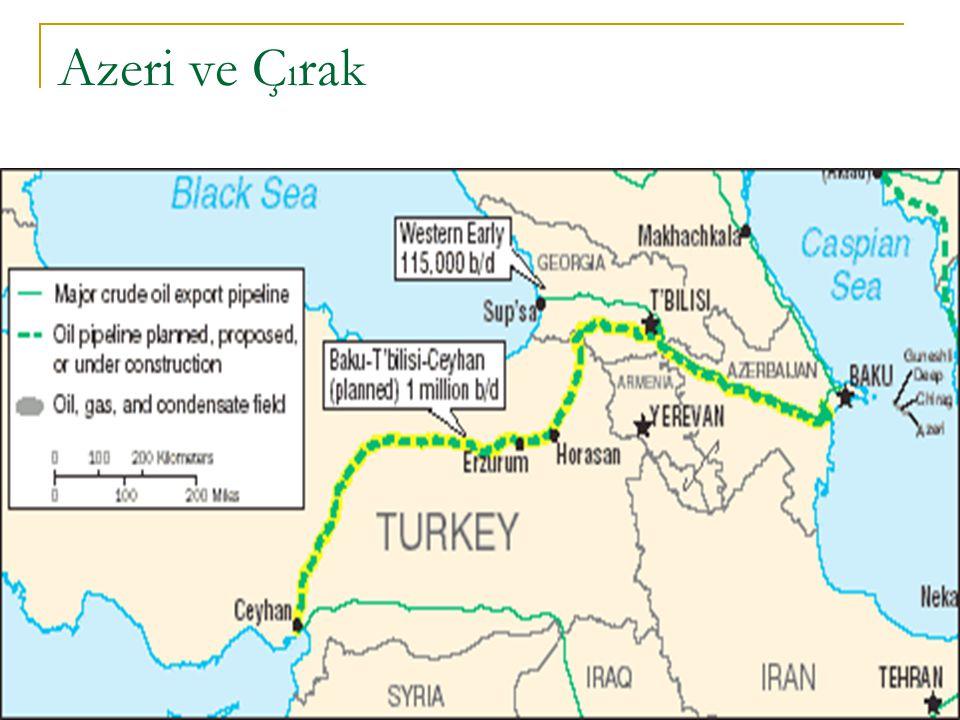 Rusya, Bu anlaşma sayesinde, Azerbaycan'ın Hazar sektörünün varlığını kabul etmiş oluyordu.