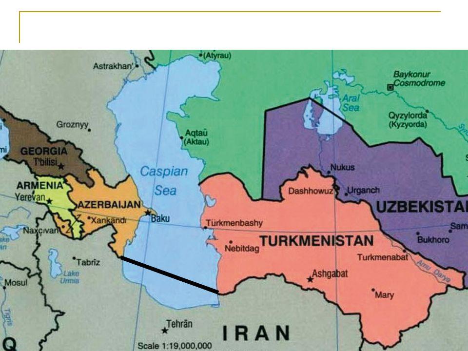 1949- SSCB Azerbaycan sektöründe NEFT TA Ş LARI sahas ı n ı açt ı.