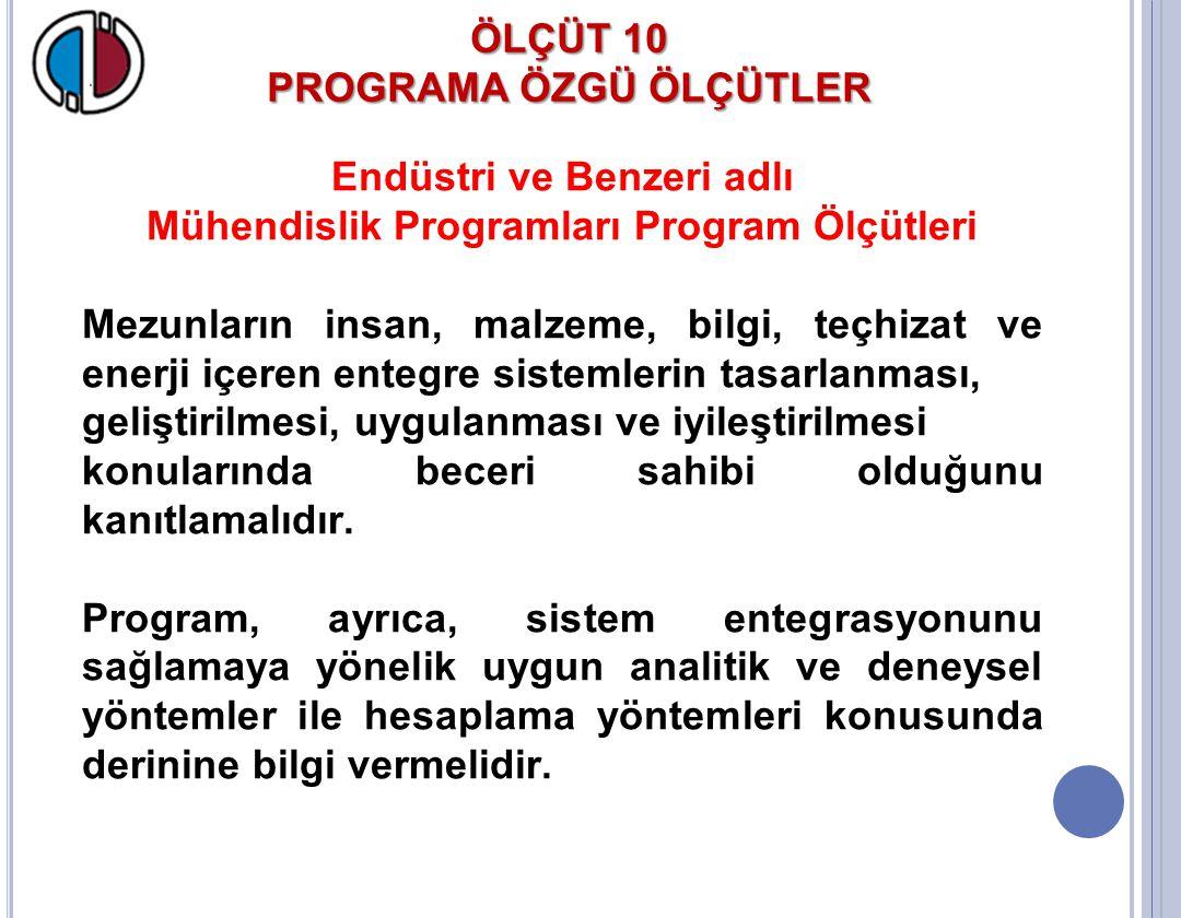 FAKÜLTEMİZDEKİ MÜDEK DEĞERLENDİRME SÜRECİ TAKVİMİ 30.01.2013 7 programın MÜDEK değerlendirmesi için niyet beyanında bulunulmuştur.