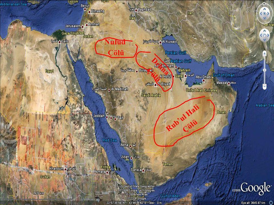 COĞRAFİ ORTAM Meşhur şehirler İslâm'ın doğuşuna yakın tarihlerde Arabistan'daki meşhur şehirler şunlardır: Mekke, Taif, Yesrib, Yenbû, Cüreş, San'a, Hicr, Hayber, Suhâr, Debâ, Dûmetülcendel, Fedek, Teymâ, Vâdilkurâ ve Maknâ