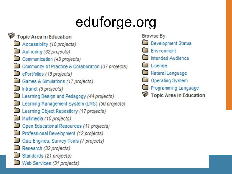 Açık kaynak kod –Portal  Joomla: http://www.joomla.org Drupal: http://www.drupal.org –LMS  Moodle: http://www.moodle.org Atutor: http://www.atutor.ca Dokeos: http://www.dokeos.com