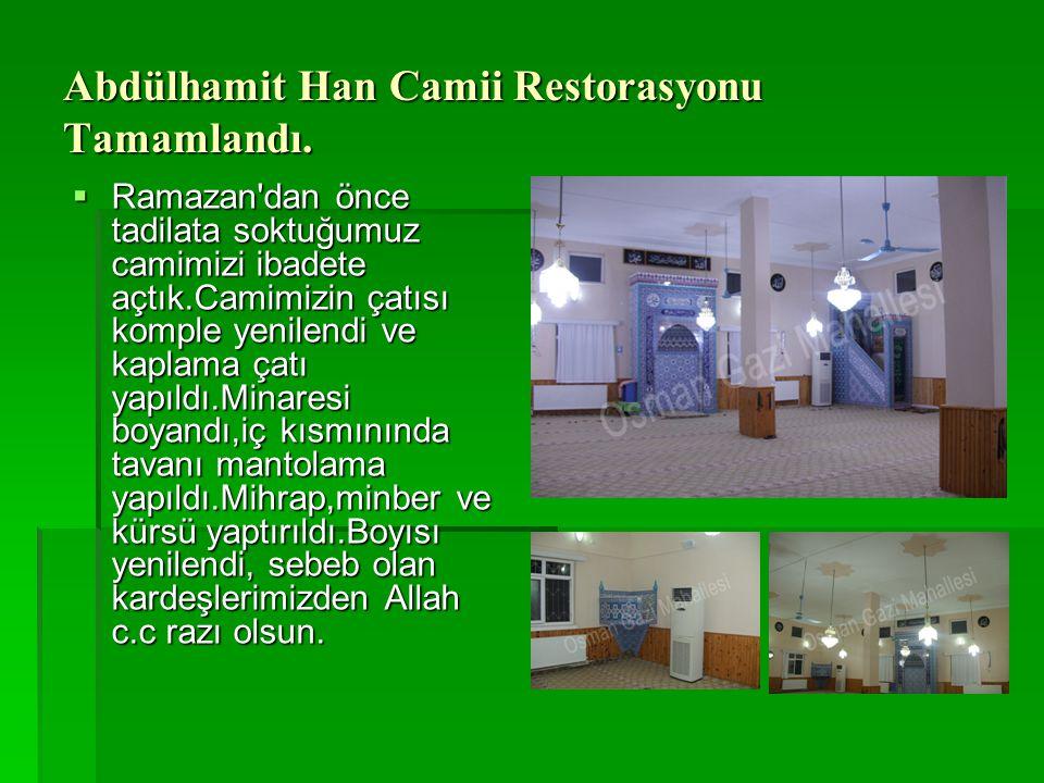 YAVUZ SULTAN SELİM CAMİİ YARDIMLARINIZI BEKLİYOR  Karaman'da yaklaşık 3 yıl önce temeli atılan Yavuz Sultan Selim Camii inşaatı devam ederken 2010 yılı Ramazan Ayı'na açılması hedefleniyor.