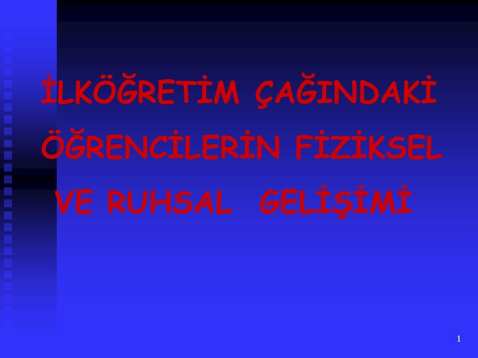 2 ALT KONULAR 1.GELİŞİM 2. GELİŞİMİ ETKİLEYEN FAKTÖRLER 3.
