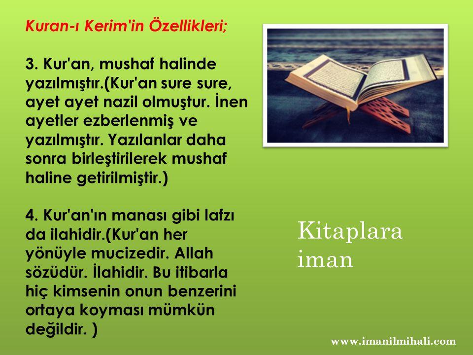 KUR'AN MUCİZELERİ; *Kur'an sayesinde bir nesil karanlıktayken çok geçmeden aydınlığa çıkmıştır.