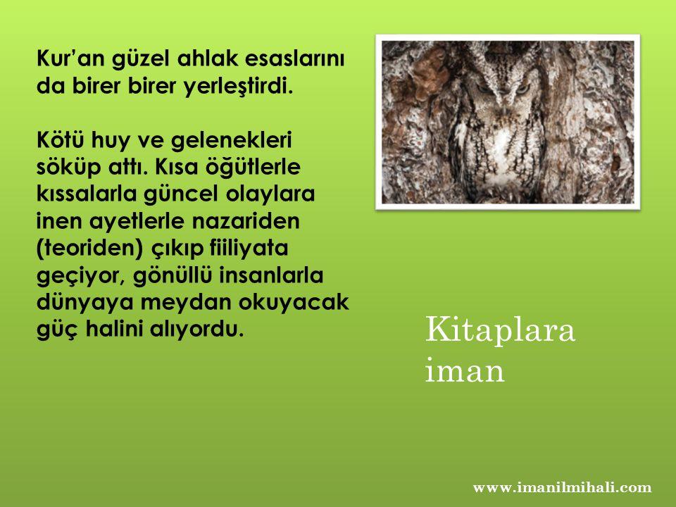 Kur'an kavme değil tüm insanlığa, hem de kıyamete kadar yaşayacak insanlığa hitap etti.