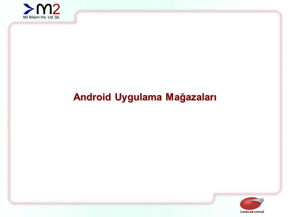 Android Market Android Pazarı