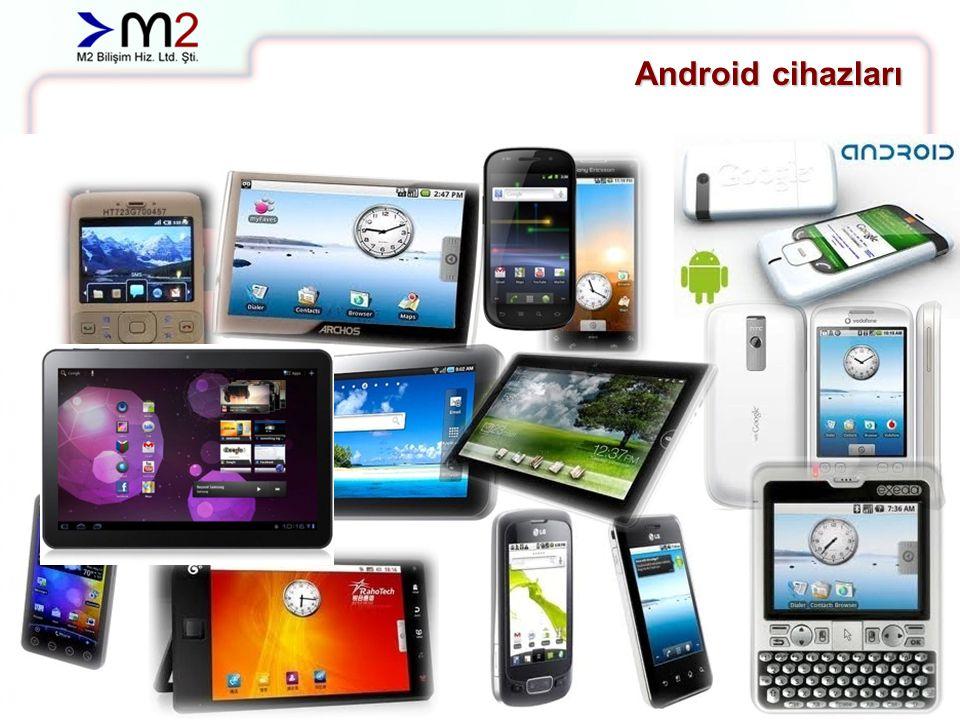 Google telefonları