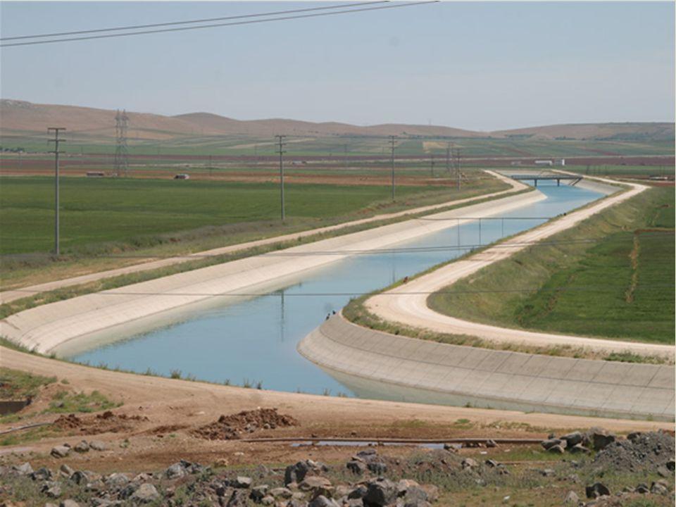  Böylelikle son derece pahalı olan baraj ve sulama yatırımlarından beklenen fayda arttırılmaktadır.