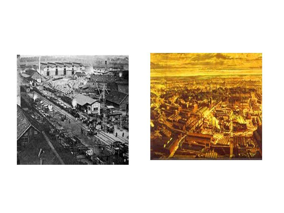 Endüstri Kentleri Kırdan kente göçün hızlanması Büyük endüstri merkezleri olarak kentler Hızlı kentleşme Kır nüfus azalıyor ve yaşlanıyor.