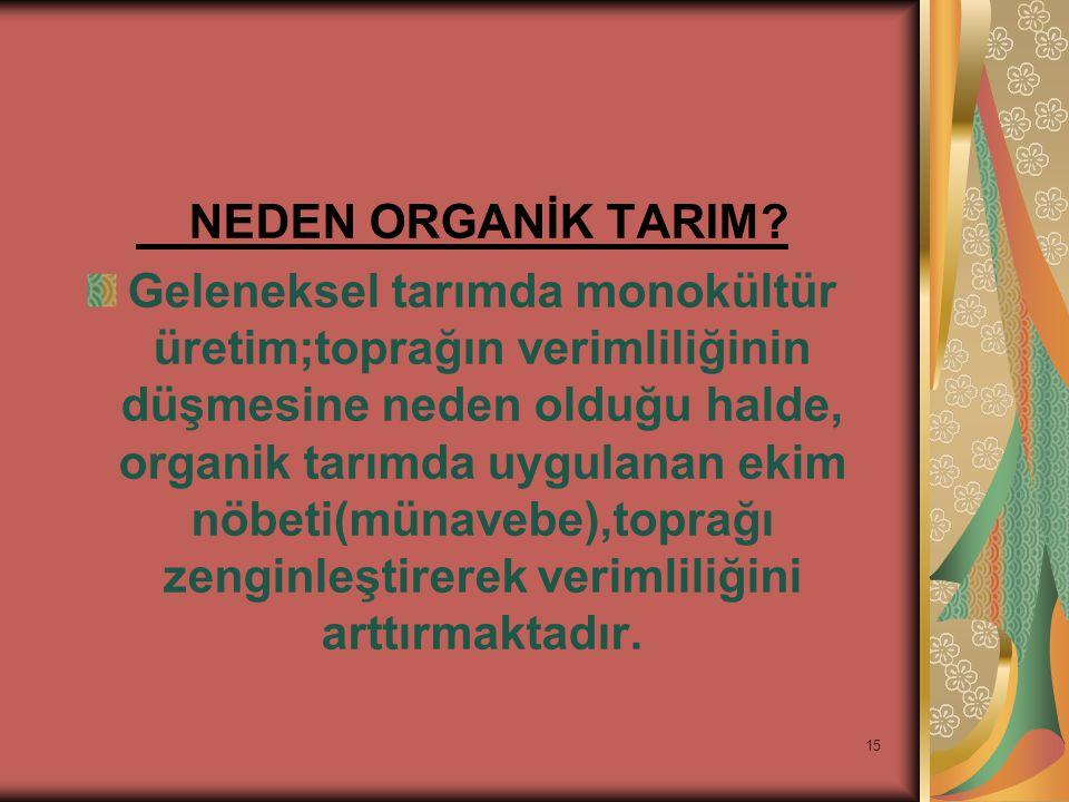 16 Türkiye deki çiftçilerin % 85 i küçük arazi sahipleridir, Yatırım güçleri zayıftır ve örgütlenerek bir araya gelmekte zorlanmaktadırlar.
