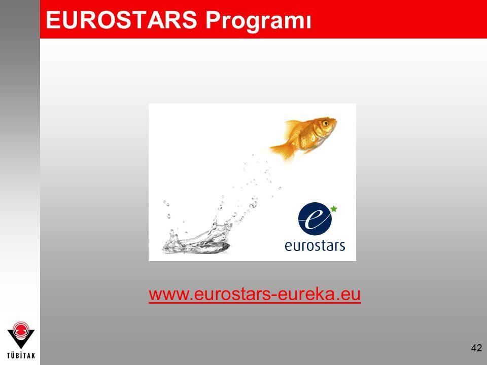 Programın amacı  Avrupa Komisyonu ve EUROSTARS üye ülkelerinin, Avrupa'daki KOBİ'lerin rekabetçiliğinin arttırılması için başlattıkları; KOBİ'lere özel, hızlı ve etkin bir Ar-Ge destek programıdır.