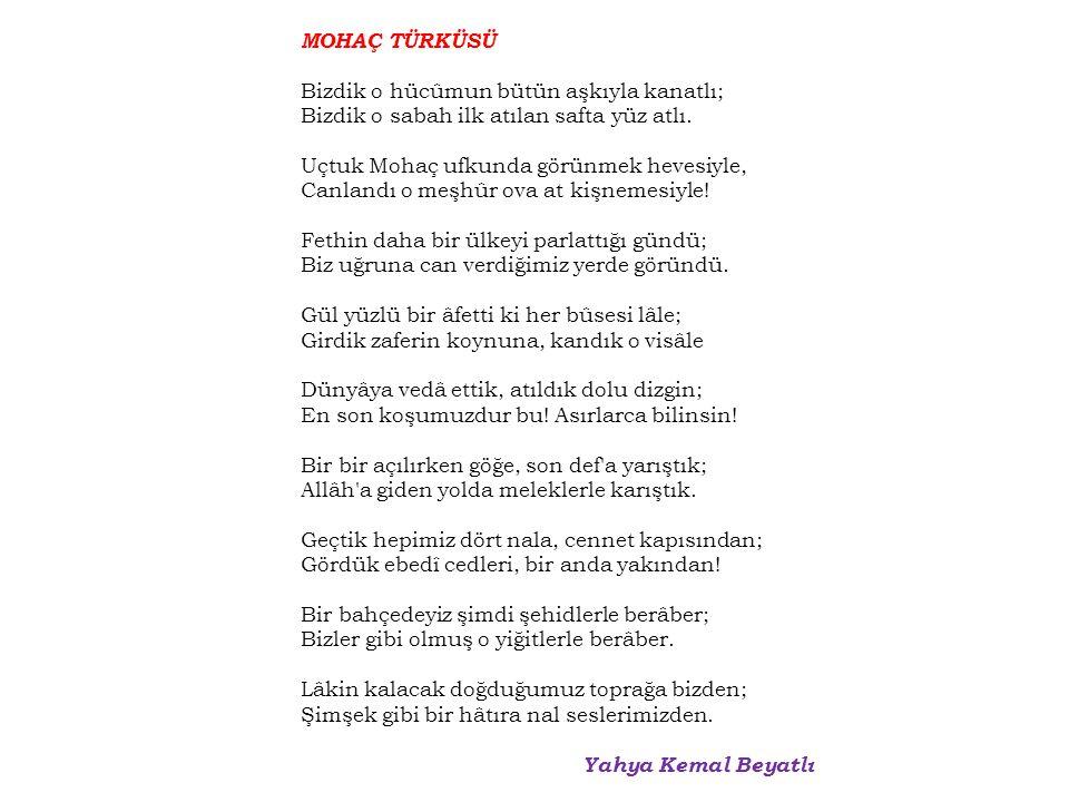 1.2.3.DİDAKTİK ŞİİR Bilgilendirmek, öğretmek amacıyla yazılmış şiirlere didaktik şiir denir.