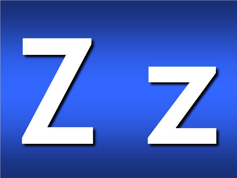 10 Z z