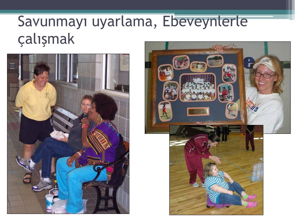 Sherrill'in Eğitici Uyum Modeli Time Delay Interventions Temporal Environment Variables