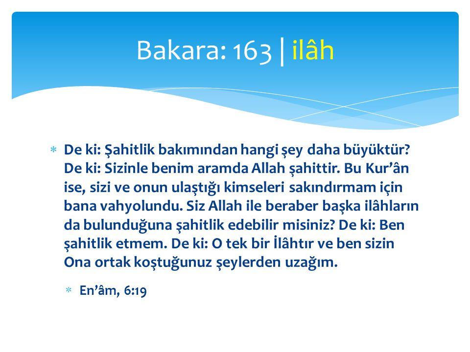 Eğer gökte ve yerde Allah'tan başka ilâhlar olsaydı, ikisinde de düzen kalmazdı.