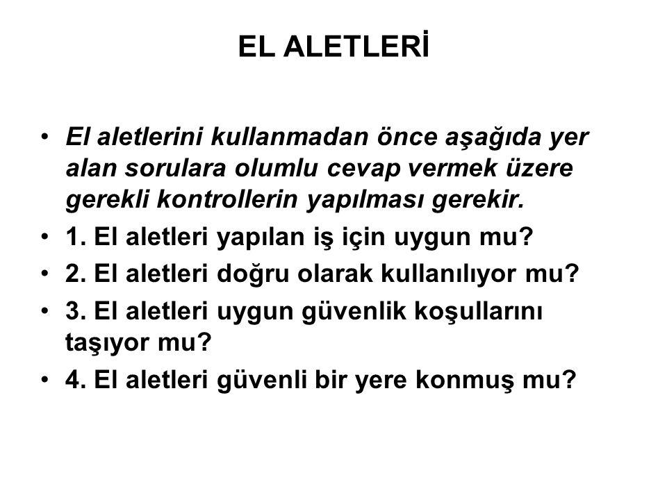 EL ALETLERİ a.