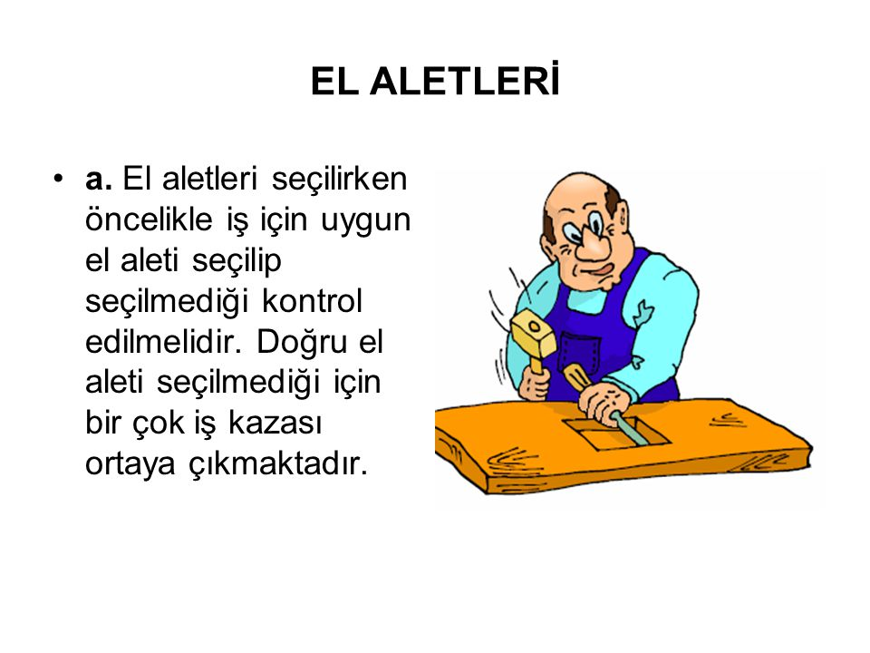 EL ALETLERİ b.